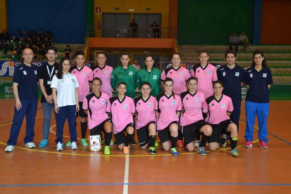 calcio 5 femminile