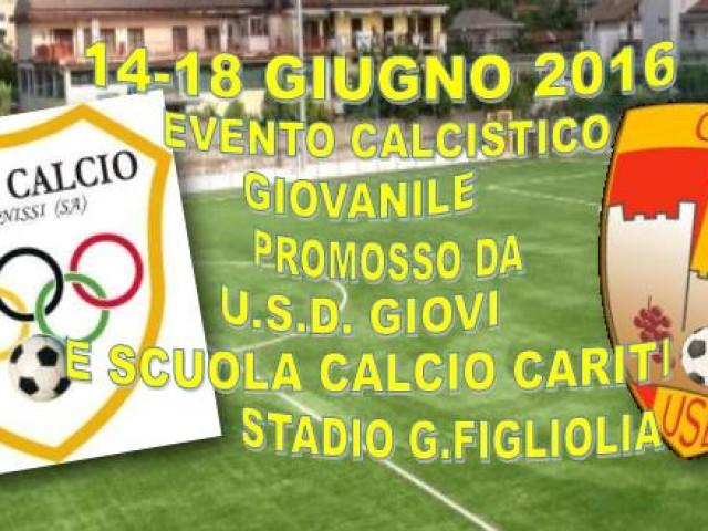 torneo calcio giovanile