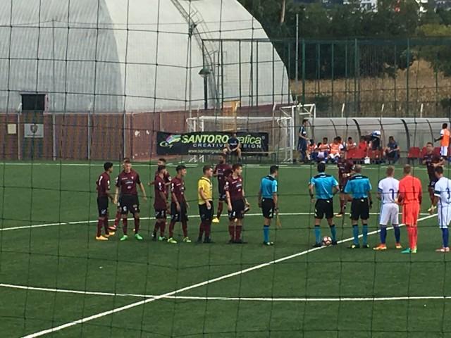 Salernitana Inter primavera