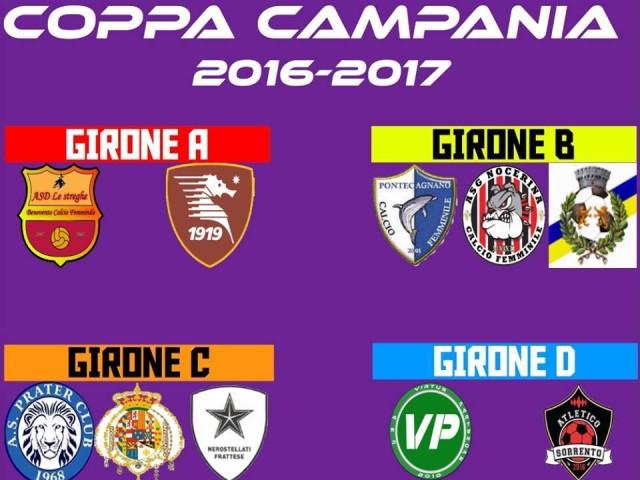coppa italia femminile campania