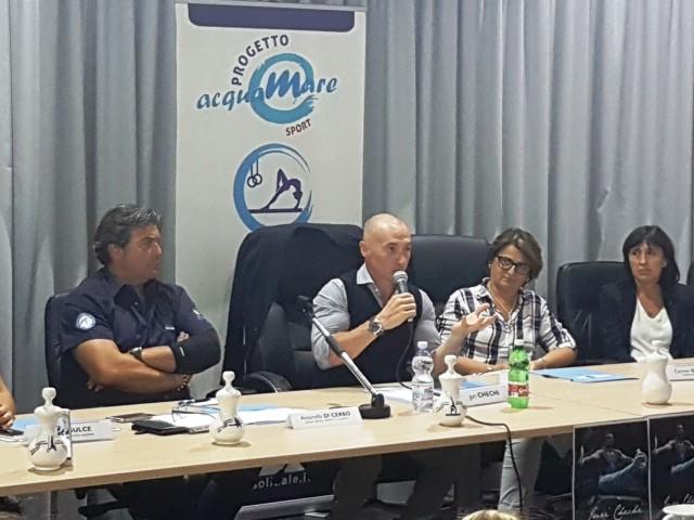 Juri Chechi presenta sua candidatura alla presidenza FGI