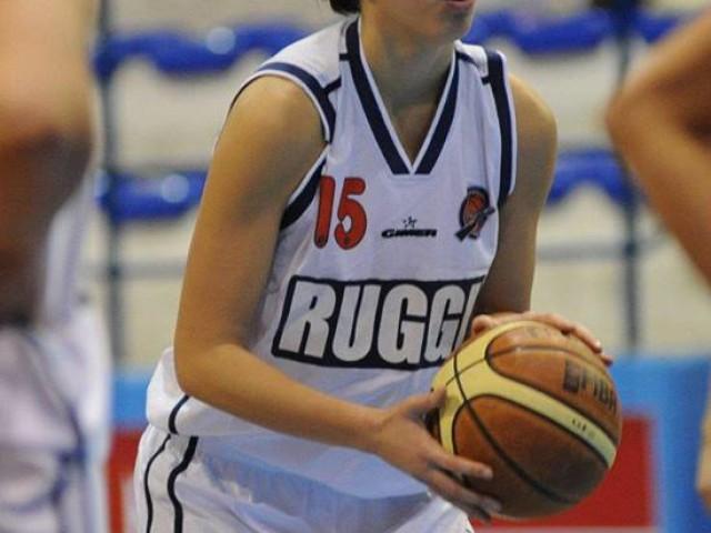 federica di pace - ruggì basket