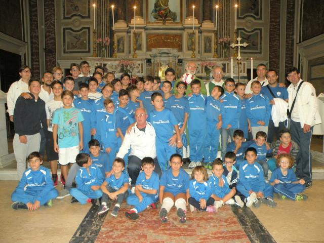 gallozzi santa messa gruppo