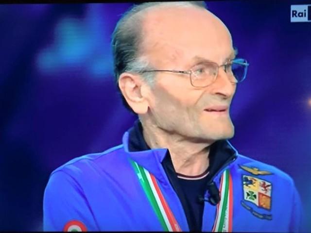 Giuseppe Ottaviani ospite al Festival di Sanremo 2016