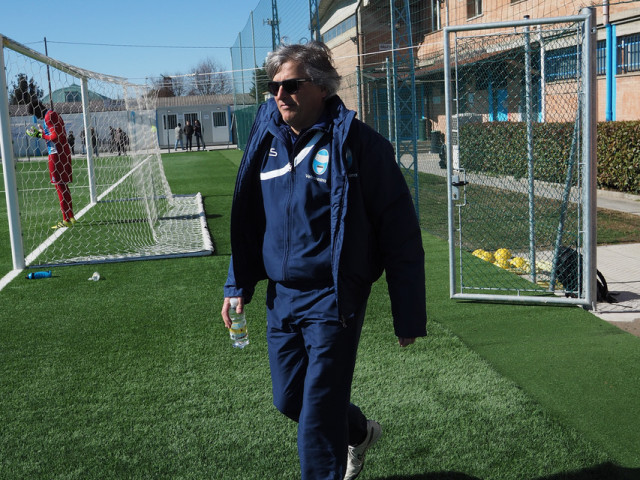 ROBERTO ROSSI ALL.  SPAL