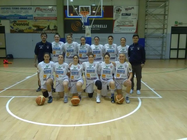 SALERNO BASKET UNDER 20