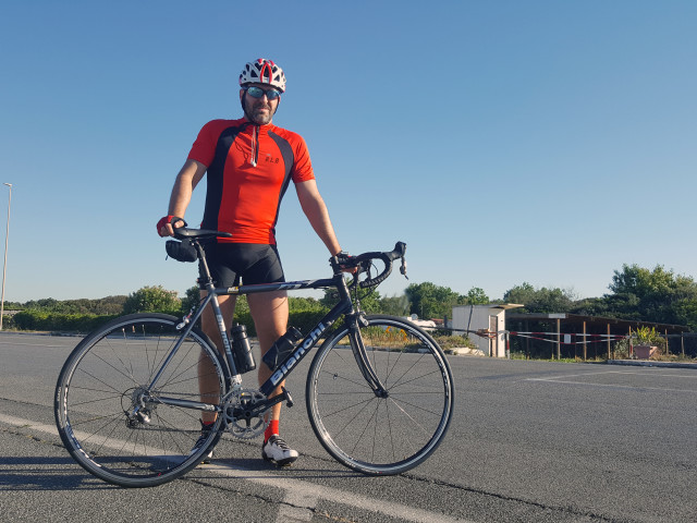Ciclismo Riccardo La Bianca