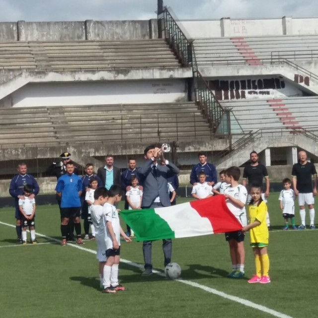 """Scuola Calcio Spes e' stata fiera organizzatrice  del """"Triangolare di calcio"""" dedicato alla memoria del brigadiere capo dei Carabinieri Giuseppe Granato."""