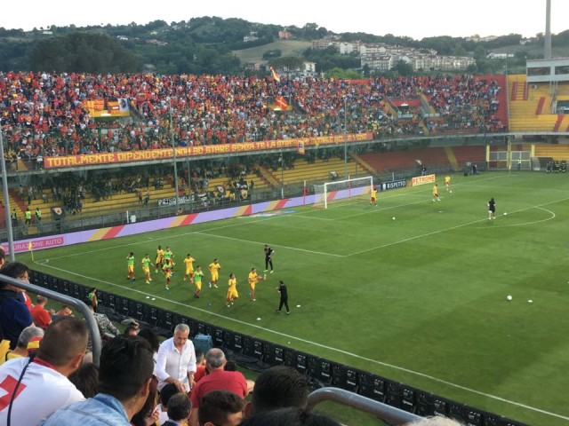 BENEVENTO - PERUGIA PLAY OFF
