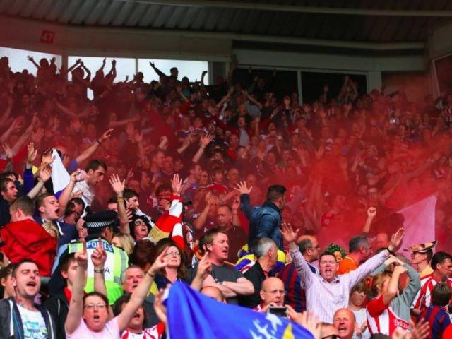 Tifosi dello Stoke City