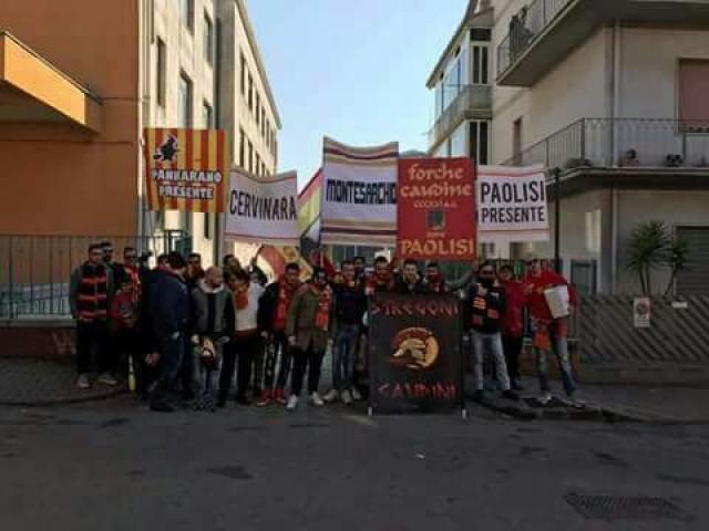 Benevento club Sanniti Caudini
