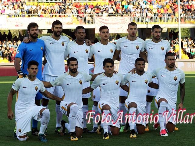 formazione Roma 2017 - 2018