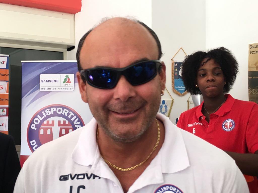 ivan castillo - allenatore P2P