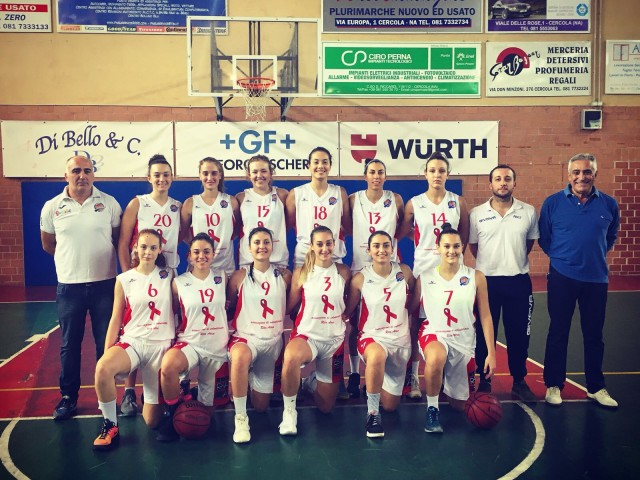 Basket Ruggi, esordio 2017 2018