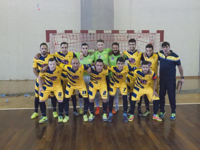 Gymnastic Fondi Futsal 1