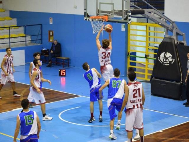 Hippo Basket Salerno vs Solofra 9
