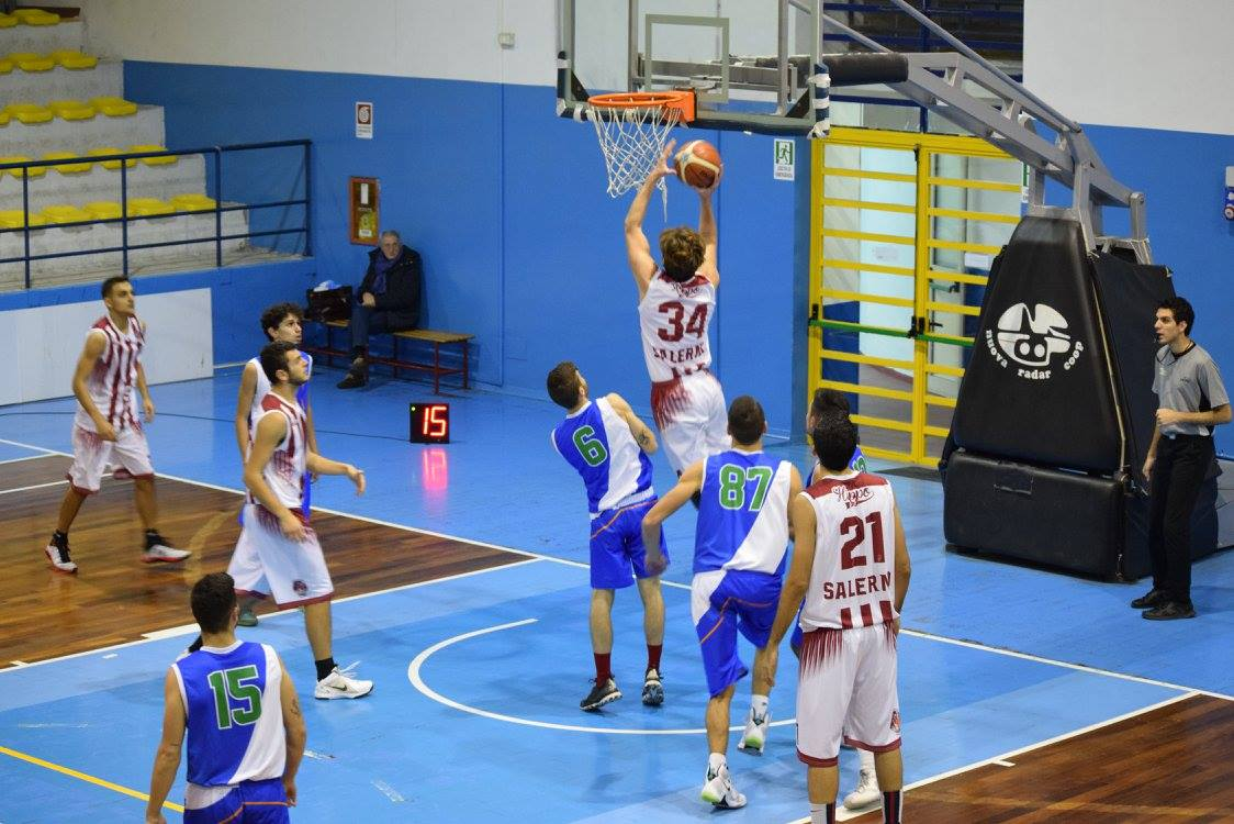 Hippo Basket Salerno vs Solofra 9