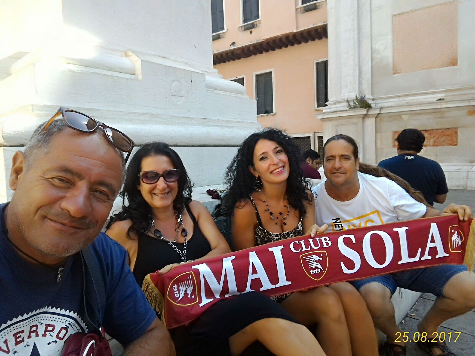 club mai sola - salernitana