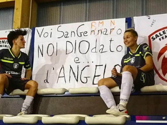 DIODATO D'ANGELO - SALERNITANA C5
