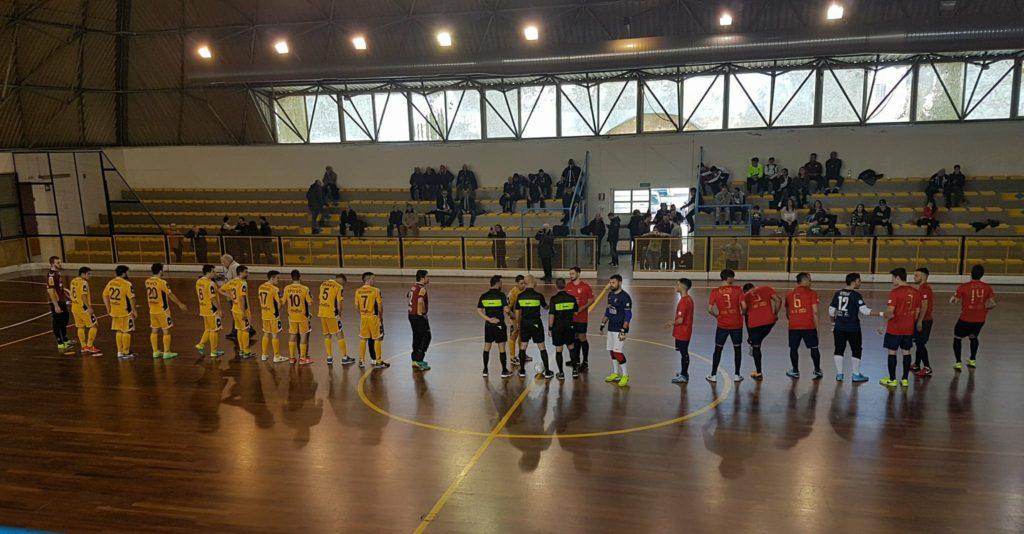 Alma - Bernalda futsal Coppa Italia