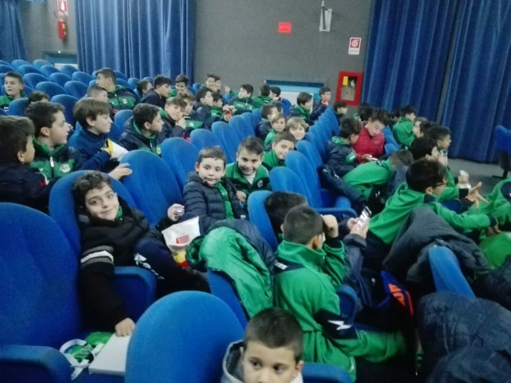 SPES AL CINEMA