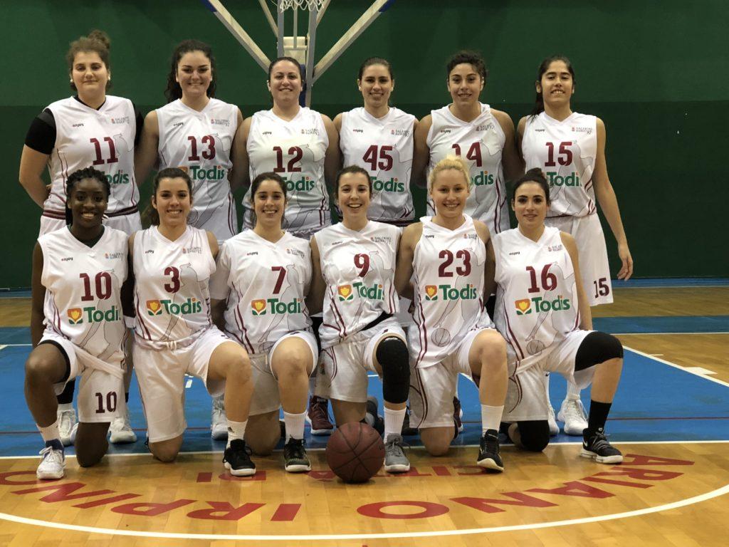 La Ruggi E Il Salerno Basket Saranno Impegnate Nella Fase Ad